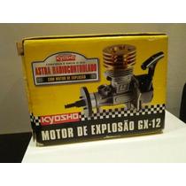Motor Kyosho Gx-12