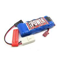 Traxxas Revo 3.3 - Bateria 1200mah - Nimh - 6 Volts