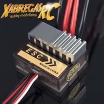 Esc 320a Motores Brushed 540 E 550 Com Ré Exceed/hsp Lipo