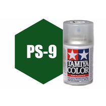 Spray Tamiya Ps-9 Green 3oz Polycarbonate 86009