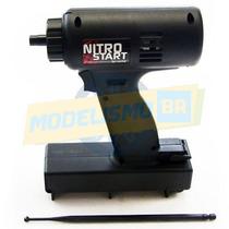 Hpi Racing Nitro Starter Roto Partida Eixo Savage X 4.6 Etc