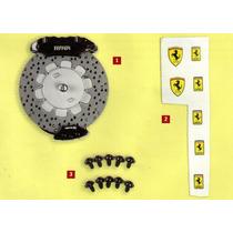 Fasciculo E Peças Edição 23 Ferrari Enzo Planeta Deagostini