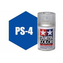 Spray Tamiya Ps-4 Blue 3 Oz Polycarbonate 86004