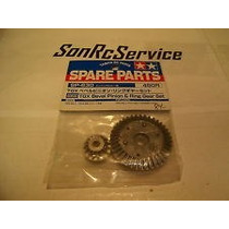 Tamiya 50630 Tgx Bevel Pinion & Ring Gear Set