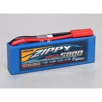 Lipo Bateria 5000mah 2s 20c 7.4v Zippy Traxxas Erevo Hpi
