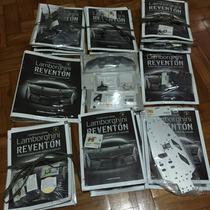Lamborghini Reventón Deagostini - Diversos Fascículos