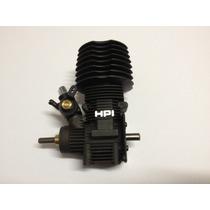 Hpi Rs4 Evo Motor + Carburador Nitro Racing T3.0 18ss Novo