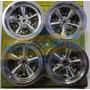 Don Racing Jogo De 4 Rodas Star Cromada P/ Automodelo 1/10
