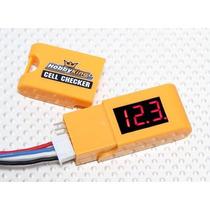 Checador De Voltagem Para Baterias De Lipo