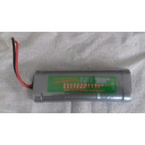 Bateria 7,2v 5000mah Super Power Automodelo E Outros Ni-mh