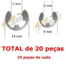 Arruelas Trava Eclip E4hd Baja E7hd 5b 5t 5sc Hpi Z103 Z106