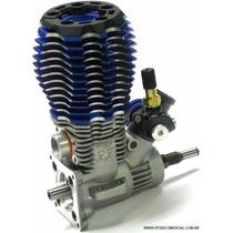 Traxxas Motor 3.3 Revo Jato Tmaxx Zero C/ Carburador