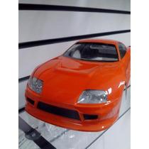 Bolha Toyota Supra 1-10 200mm Pintada