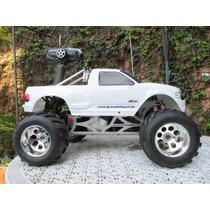 Fg Monster Truck Rc Carro 1/5