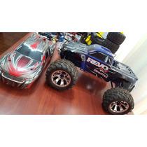 Traxxas Revo 3.3 Automodelo Off-road Com 2 Motores Rtr 1/10