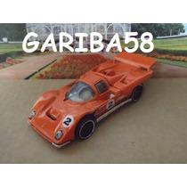 Hot Wheels Ferrari 512m 2013 Race Car Única No Ml!!!