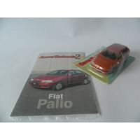 Fiat Palio Clássicos Nacionais Jornal O Extra 1/43