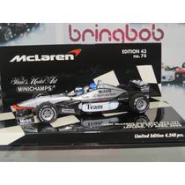 1:43 Team Mclaren Mercedes Mp4-98t Mika & Herja Hakkinen