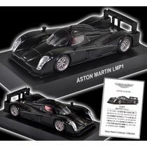 Aston Martin Lmp1 Le Mans Kyosho 1/64 Limited Edition Preto