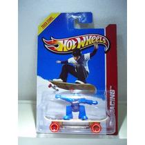 Hot Wheels - Skate Punk - Carrinho Bate-bate - 2013