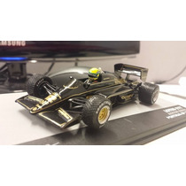Lendas Brasileiras Automobilismo Ayrton Senna F1 Lotus 08