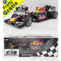 1/18 Mchamps Red Bull Rb6 Vettel Campeão F1 2010 Wc Edition