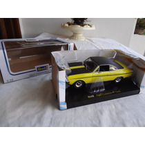 Miniatura Opel Rekord Comodore Opala Ss 1/18 Revell Unicoo