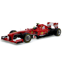 Formula 1 Ferrari F138 2013 F. Massa Hot Wheels 1:18 Bck15