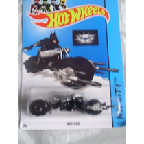 Moto Batman Bat-pod Hot Wheels