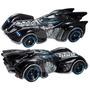 Batman Arkham Asylum Batmobile - Hot Wheels - Hw Imagination