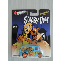 Hot Wheels Quick D-livery Scooby Doo Hanna Barbera