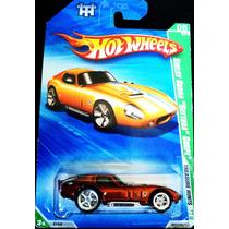 Hot Wheels $uper T-hunt 2010 Shelby Cobra Daytona Coupe