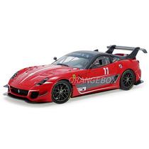 Ferrari 599xx Evo #11 Hot Wheels Elite 1:18 Bcj91