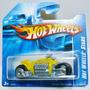 Hot Wheels Dodge Tomahawk Motorcycle Hw Stars ( Yellow Color