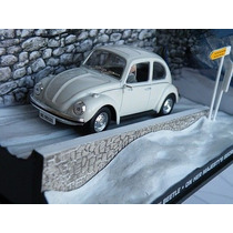 Miniatura Fusca - Fantástica 007