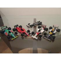 Montagem Miniatura F1 1/24 Revell, Tamiya, Fujimi