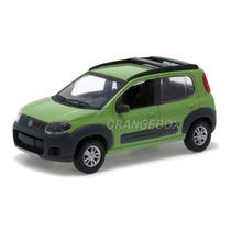 Fiat Uno Way 1:43 Norev 7729601-verde