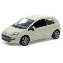 Fiat Punto 2012 1:43 Norev 7710613-branco