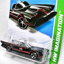 Hot Wheels Batman Batmobile Classic 1966 Tv Series ( Barris