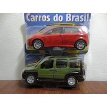 Kit 2 Classicos Nacionais Fiat Doblo+ Fiat Punto11cm Novo