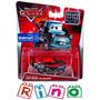 Cars Toon Disney Heavy Metal Lighining Mcqueen - Mattel