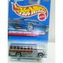 Hot Wheels 1999 - Onibus School Bus Street Art Series