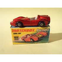 Matchbox Lesney 1973 - # 69 - Turbo Fire