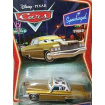 Disney Cars Tex Dinoco Lindo Lacrado Carros Mcqueen
