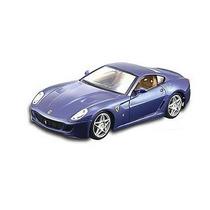 Miniatura Metal Kit De Montar Ferrari 599 Gbt Fiorano 1:24