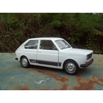 Miniatura Fiat 147 Rallye Lançamento Jornal Extra