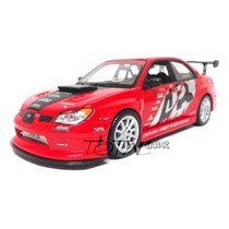 Subaru Sti R 1:24 Welly Promoção Raridade Tunning