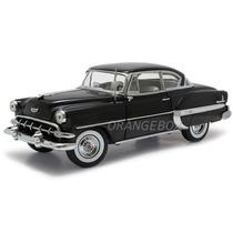 Chevrolet Bel Air 1954 1:18 Sunstar Preto 1707