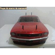 Modelo Rc, Carro Mustang 66, Radio Controle, Para Drift