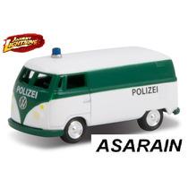 Jl - Vw Kombi Police - 1/64